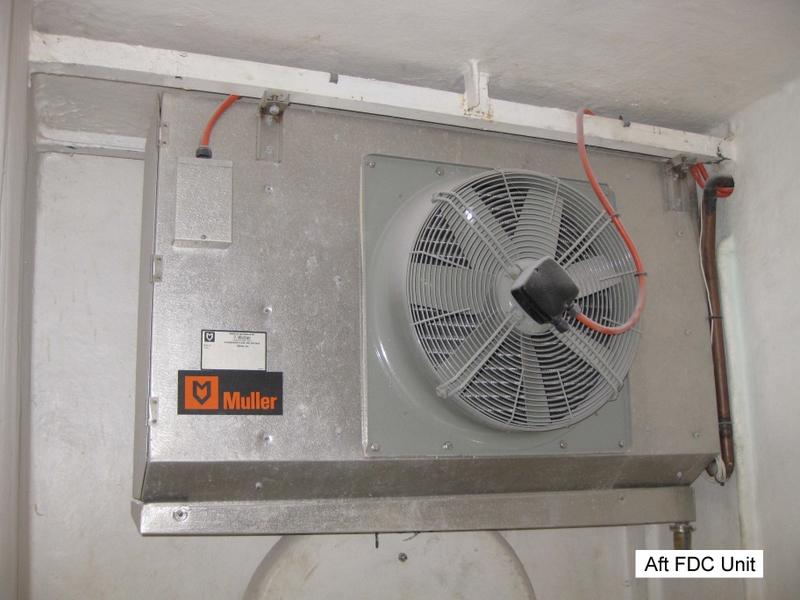 freezer-evaporator